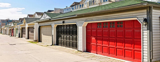 Garage door repairs NYC